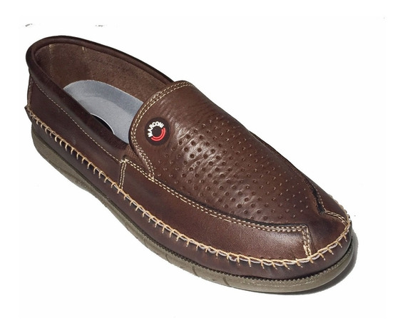 Mocassim Masculino Sapato Sapatilha Chinelo Sider Couro