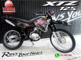 Xtz 125 Modelo 2019 Mundo Yamaha