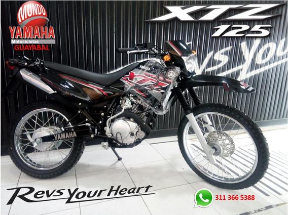 Xtz 125 Modelo 2021 Mundo Yamaha