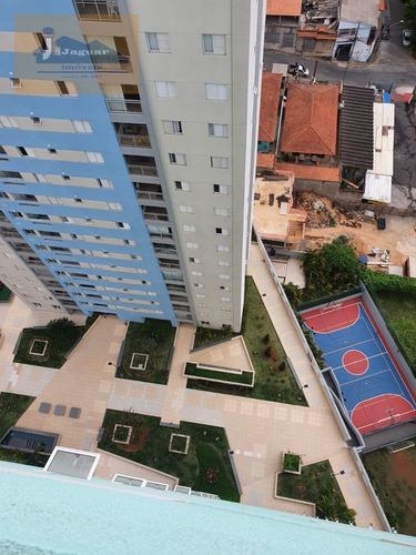 Imagem 1 de 15 de Apartamento Em Jd. Flor Da Montanha  -  Guarulhos - 1707