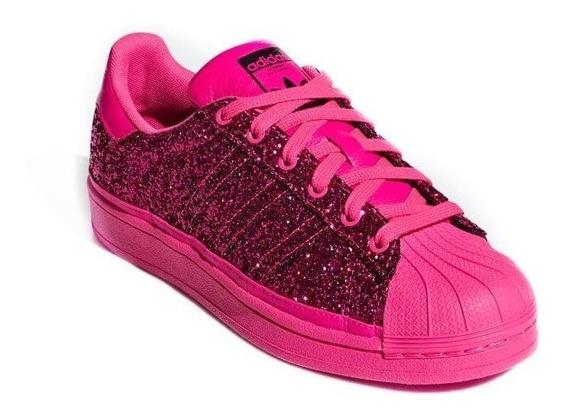 Tenis adidas Originals Superstar W Bd8054 Nuevo