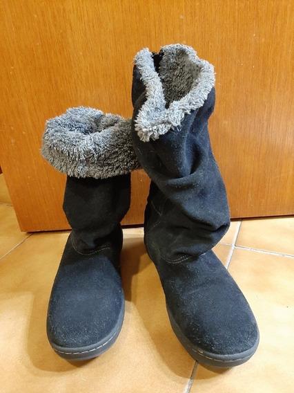 Botas Mujer Zapatilla Nike Invierno Corderito