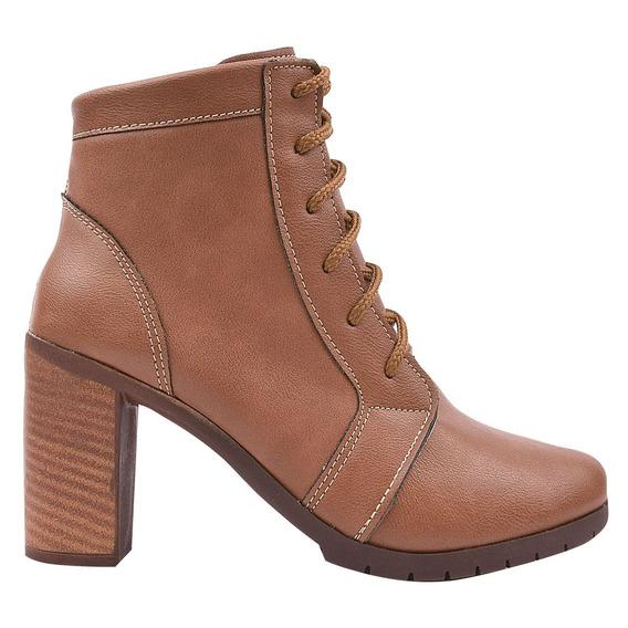 Bota Coturno Sapato Feminino Chiquiteira Chiqui/4081