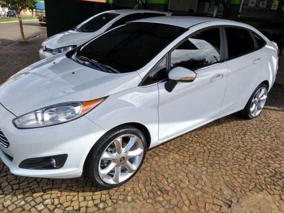 Ford Fiesta Sedan 1.6 Titanium