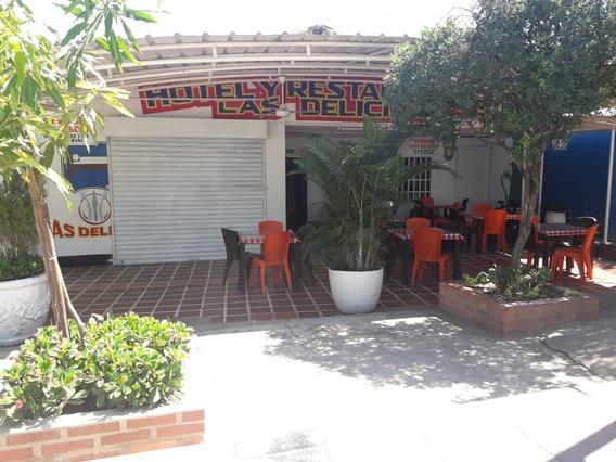 Oportunidad!! Hotel Y Restaurante En Becerril, Cesar
