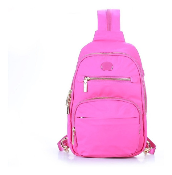 Mochila Delsey Adorable Chiquita Urbana Mujer Mujeres Chicas