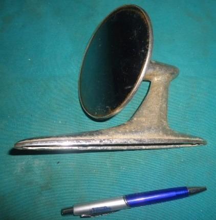 Espelho Externo Carro Antigo Sinca Ford Chevrolet Atc