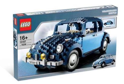 Imagem 1 de 5 de Lego 10187 Vw Beetle - Entrega Atômica