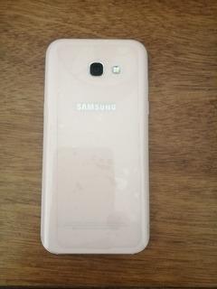 Celular Samsung A5 2017 Rosa Usado
