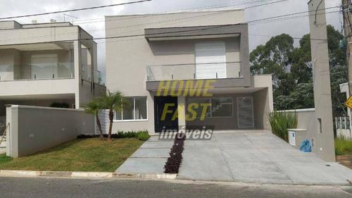 Imagem 1 de 30 de Sobrado Com 4 Dormitórios À Venda, 300 M² Por R$ 2.000.000,00 - Residencial Real Park - Arujá/sp - So0958