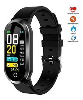 Pulsera Inteligente, Winsuny Smartwatch Reloj Inteligente D