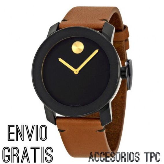 Reloj Movado Mod 3600305 Para Caballero Envío Gratis
