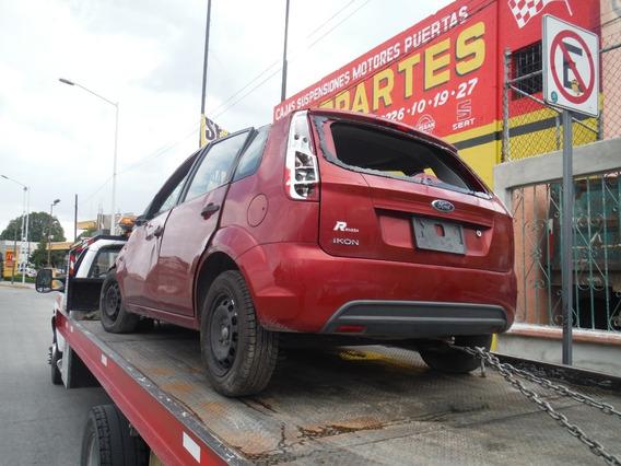 Ford Fiesta Ikon 2014 Partes Desarmo Refacciones