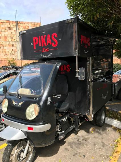 Venta Motokarro Food Truck Como Nuevo Super Precio Bogota