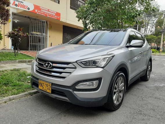 Hyundai Santafe Gls 4x4 Tp 2.4 2014
