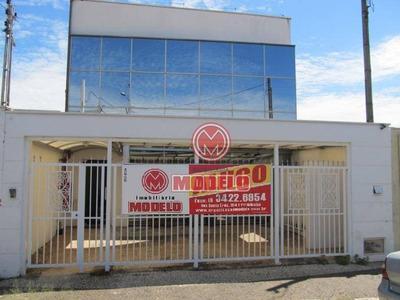Salão Comercial Para Locação, São Dimas, Piracicaba. - Sl0224