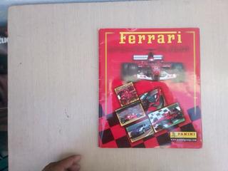 Albun Ferrari De Panini Lleno