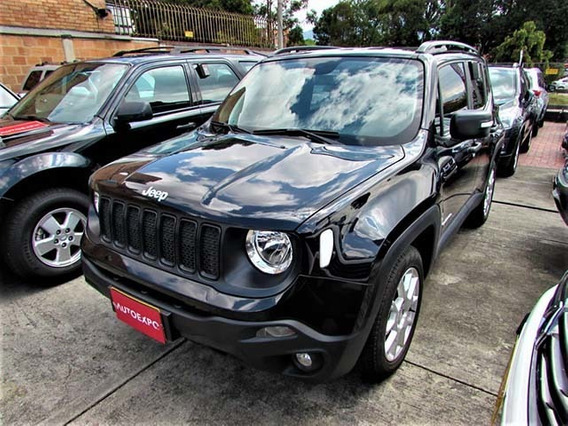 Jeep Renegade Sport Plus Aut 1,8 Gasolina 4x2