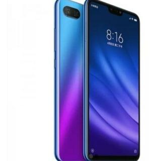 Xiaomi Mi8 Lite Azul 128 Gb 6 Ram Global + Pelicola