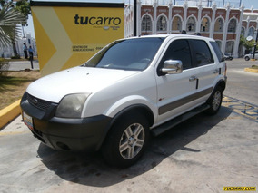 Ford Ecosport Xlt 4x4 - Sincronico