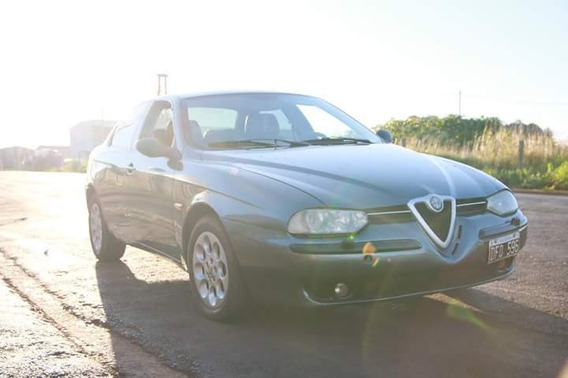 Alfa Romeo 156 2.4 2000