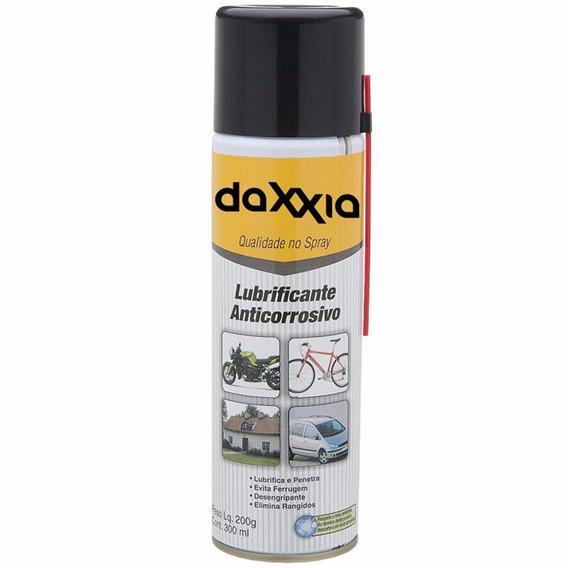 Lubrificante Anticorrosivo Spray 170gr - 300ml - Daxxia