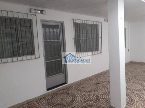 Casa Para Locação - Ca0462