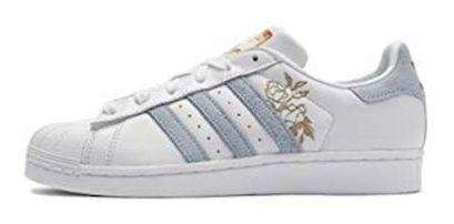 Tênis adidas Superstar W Branco Feminino