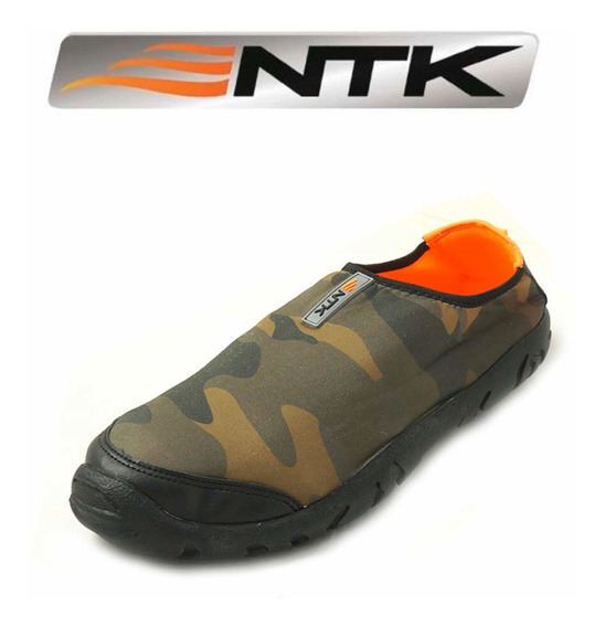 Zapatillas Neoprene Ntk Nautica Hibrido Anfibio Trekking Kay