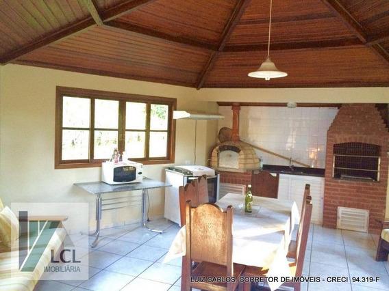 Casa Com 4 Dormitórios À Venda, 400 M² Por R$ 649.000,00 - Aldeinha - Itapecerica Da Serra/sp - Ca0013