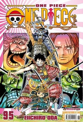 One Piece Edição 95 - Mangá