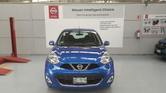 Nissan March 2017 Advance