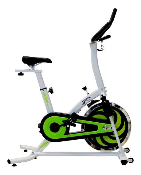 Bici Fija Marca Stick St150 Incluye Medidor Cardiaco