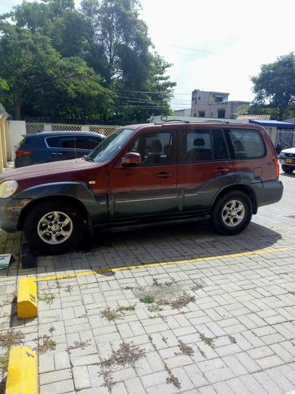 Se Vende Camioneta Hyundai Terracan Modelo 2007 (usado)