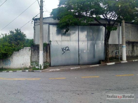 Galpão Comercial/industrial - Embu Das Artes - Ga0063
