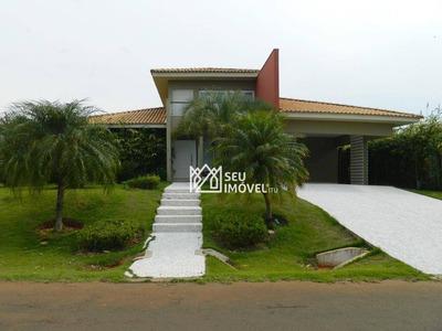 Casa À Venda, Condomínio Fazenda Alvorada - Porto Feliz/sp - Ca1635
