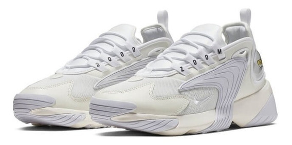 Tenis Nike Zoom 2k Moda Casual Retro 90 Fila Yeezy Tekno