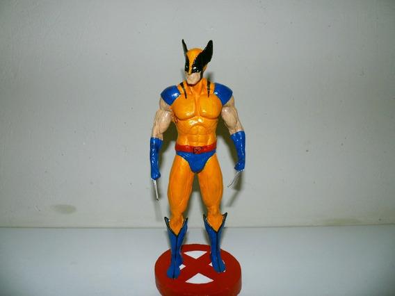 Figura Em Ação Do Wolverine