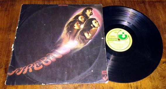 Deep Purple Fireball Vinilo Disco Lp