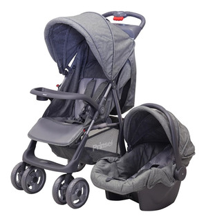 Carriola De Bebe Prinsel Sevilla Reclinable Portabebe