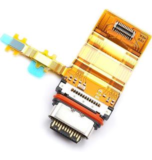 Flex Usb Pin Puerto Carga Sony Xperia Xz1 G8341 Tipo C