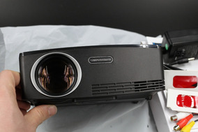 Projetor Aun C80 Hd720p Nativo 2200 Lumens