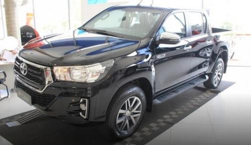 Toyota Hilux Srv 2.8 Dies Aut 4x4 Cab.dupla Completo 0km2019