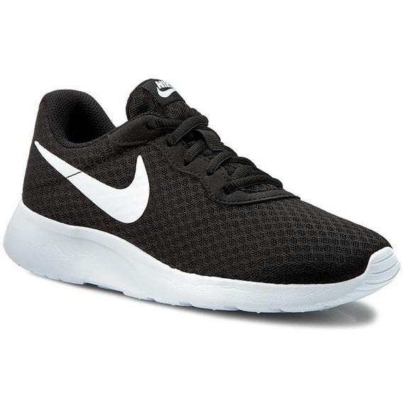 Tenis Nike Wmns Tanjun Ngo/bco Hombre Originales 812654-011