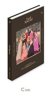 Twice Feel Special (mini Álbum) Kpop Original (ver.a,b,c)
