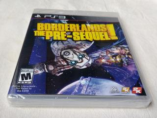 Borderlands The Pre-sequel - Ps3 Nuevo Sellado