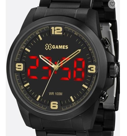 Relógio X Games Xmnsa002 P2px =07
