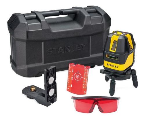 Nivelador Laser Multi-linhas Kit 4v1h Stht77512-la - Stanley