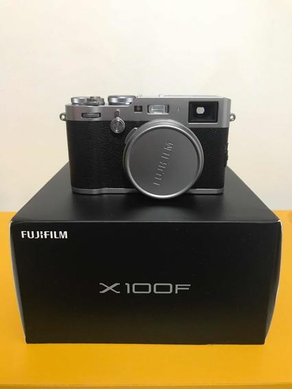Fujifilm X100f Como Nova, Na Caixa