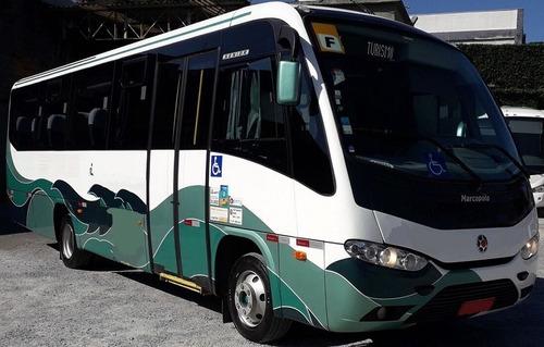 Imagem 1 de 15 de Micro Ônibus Marcopolo Senior Executivo 2016